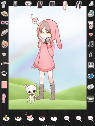Chibi Me Cute Avatar Creator And Dress Up Game For IPhone IPad