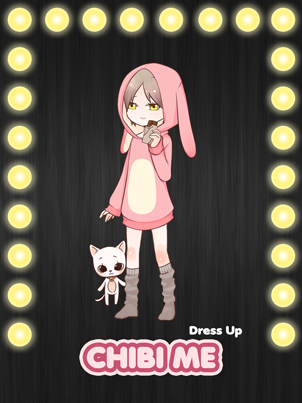 Chibi Me Cute Avatar Creator And Dress Up Game For Iphone